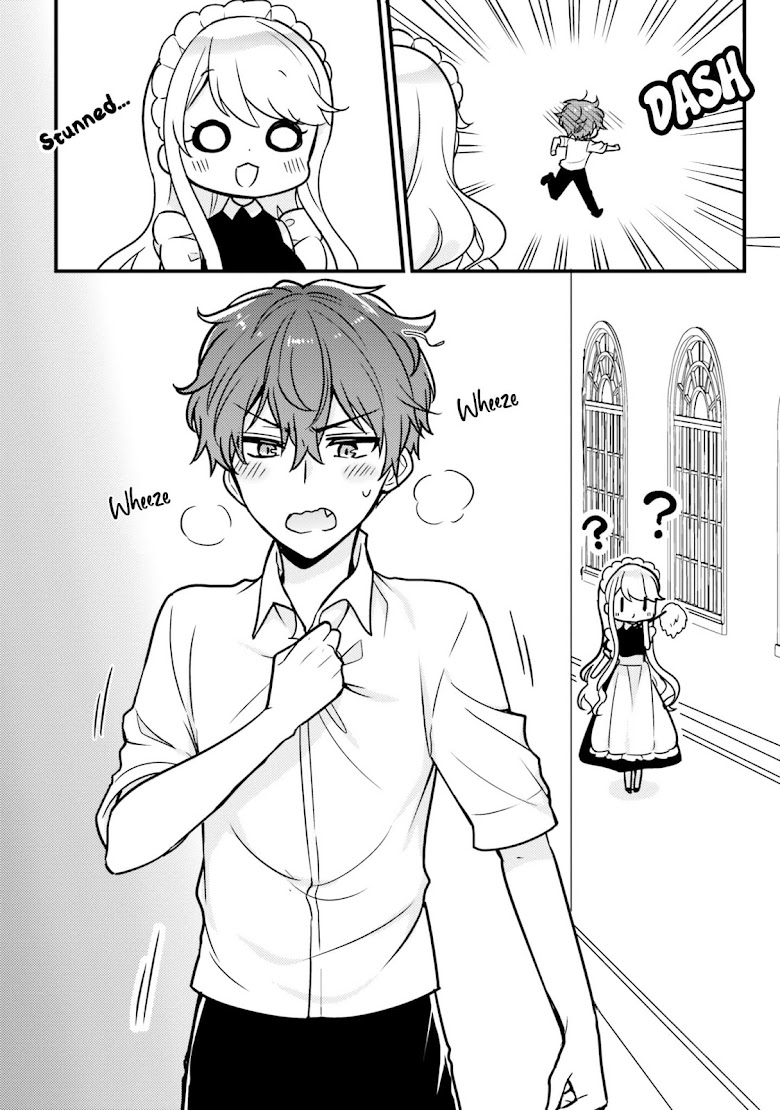 Tekito na Maid no Onee-san to Erasou de Ichizu na เมดซุ่มซ่ามกับเรื่องราว 10 ปี ของนายน้อยผู้เอาแตใจ - หน้า 2