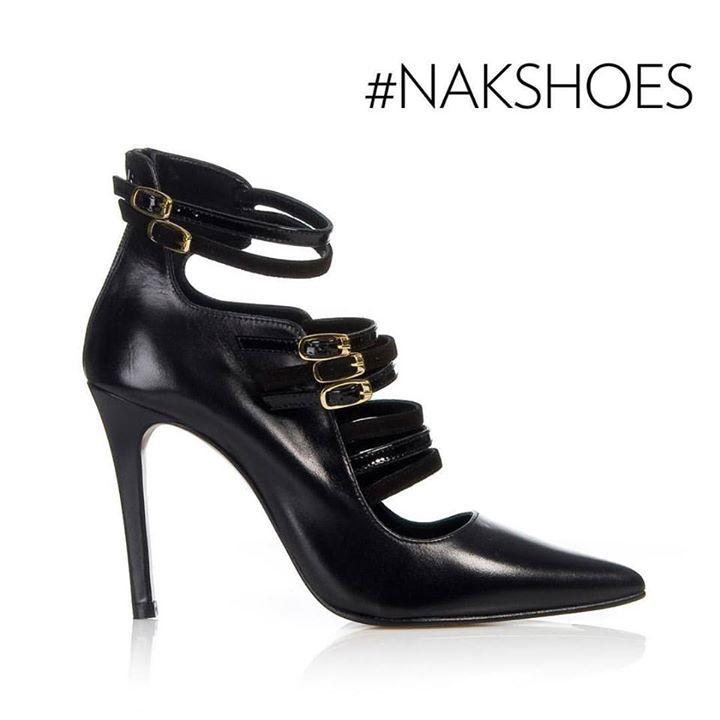 0f3488919fc Η συλλογή Nak Shoes Φθινόπωρο Χειμώνας 2015/2016