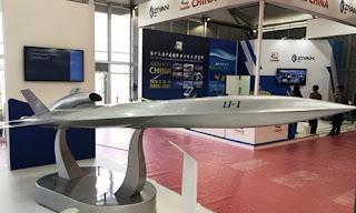 Drone Canggih LJ-I