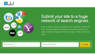 الطريقة الصحيحة لنشر موقعك أو مدونتك على شبكة ضخمة من محركات البحث