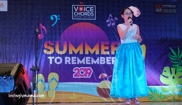 summer voice recital - Voice Chords Music Studio - Bacolod music studio - Bacolod voice coach - Bacolod mommy blogger - Never Enough - The Greatest Showman