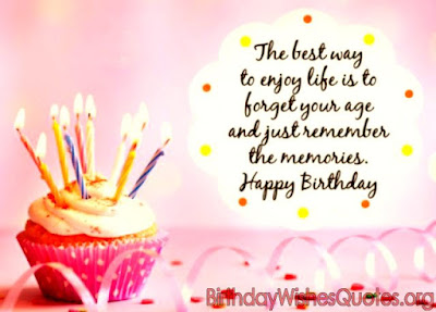 Awesome Birthday Quotes
