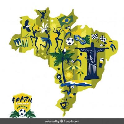 Mapa Brasil Cultural