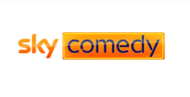 An image showing the logo of Sky Comedy