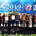153 Penghargaan Dibagikan Dalam Acara ISDA 2019