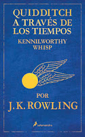 Quidditch Traves Tiempos potter rowling