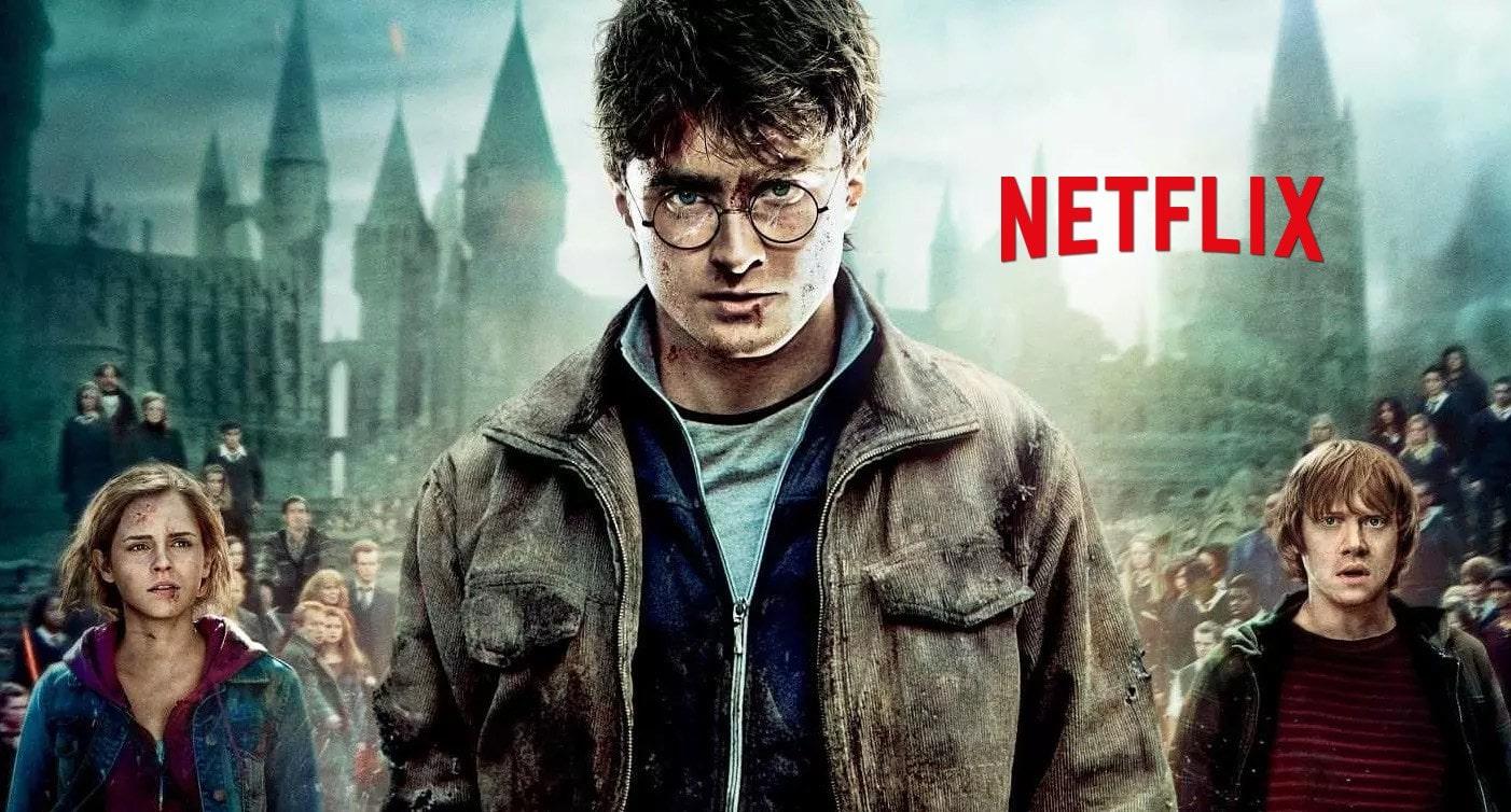 Netflix disponibiliza novos filmes de Harry Potter no catálogo