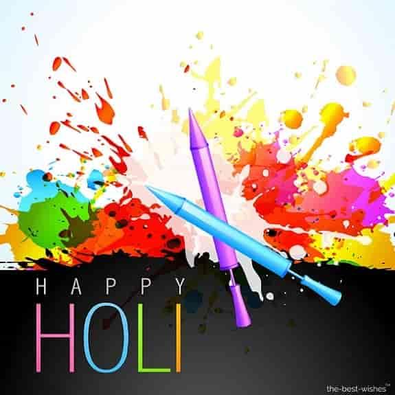 holi wishes to family members