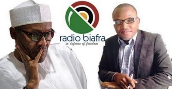 BIAFRA NEWS: How Buhari Appointed His Sister To Try Nnamdi Kanu's Case - IPOB Raises Alarm