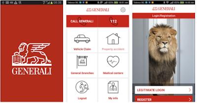 Generali Insurance App