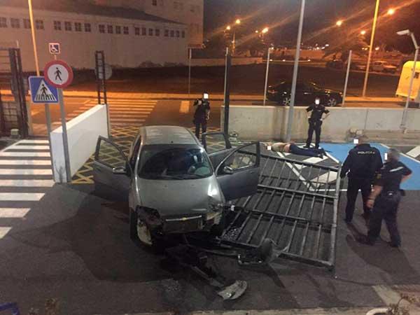 Piden que se revisen las medidas de seguridad de todas las  Comisarías de Canarias