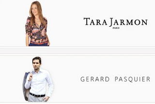 Tara Jarmon y Gerard Pasquier en oferta