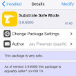 How To Enable Substrate Safe Mode To Fix iOS 10.2 Jailbreak Issues