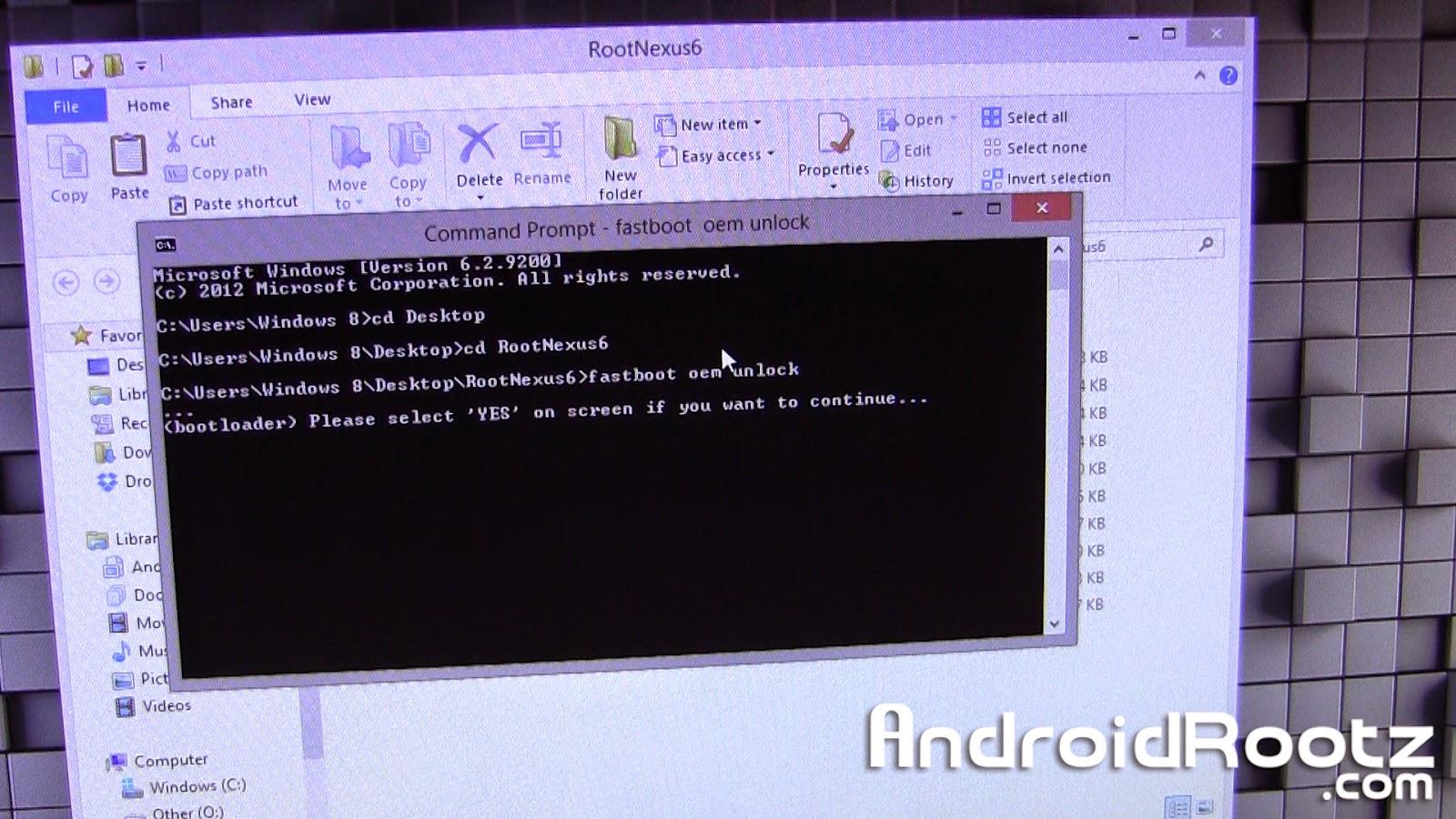 How to Root Nexus 6! [Windows/Mac/Linux/Ubuntu