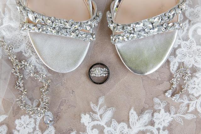 Bridal Details at Shenandoah Mill by Micah Carling Photography