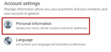 Mobile se facebook par email id change kare
