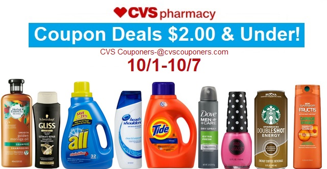 http://www.cvscouponers.com/2017/10/cvs-coupon-deals-200-under-101-107.html