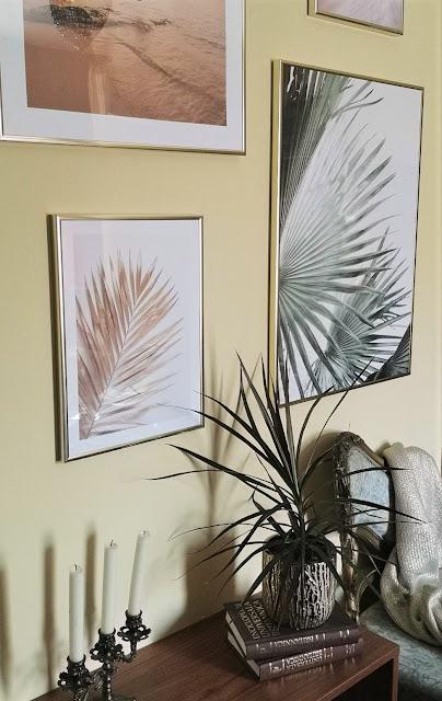 frunze de palmier poster store