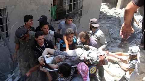 A szíriai hadsereg felmondja a tűzszünetet Idlíbben