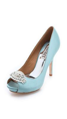 Zapatos de tacon de noche