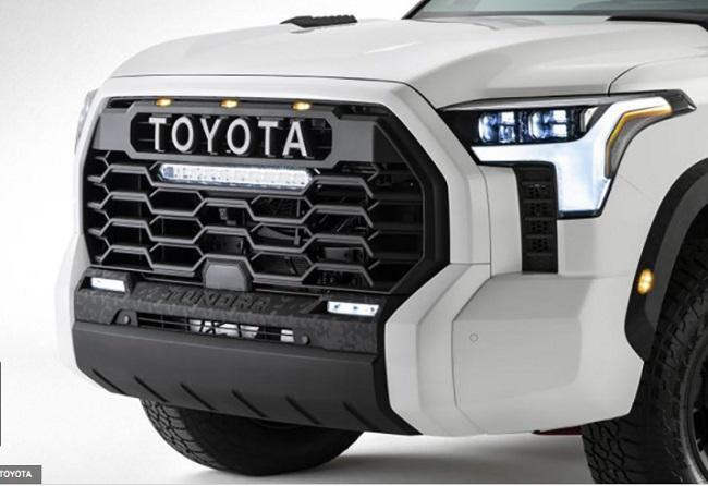 2022 New Toyota Tundra