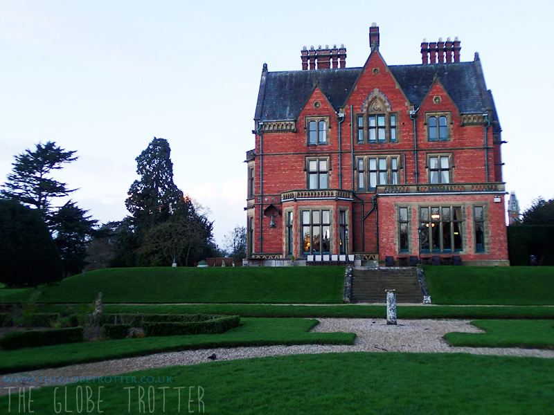 Wroxall Abbey Estate Hotel