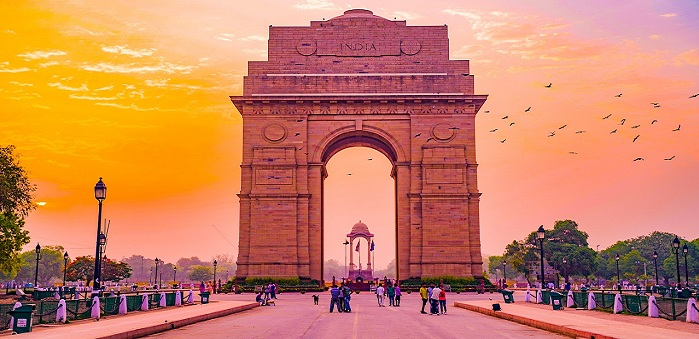 इंडिया गेट का इतिहास - India Gate History in Hindi