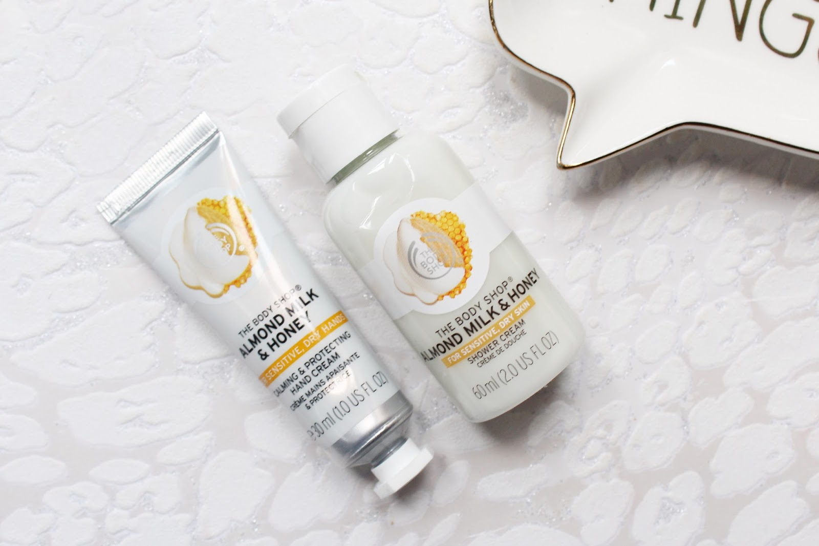 The Body Shop Almond Milk & Honey Favourites
