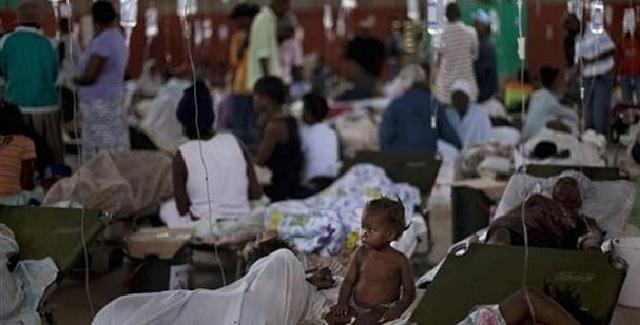 Χιλιάδες νεκροί στην Υεμένη από την χολέρα - SOS του Παγκόσμιου Οργανισμού Υγείας