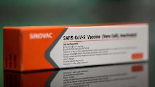 Nesta segunda-feira 25 a Paraiba deve receber novas doses agora da Coronavac disse o secretario de saúde em entrevista