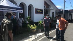 Disperindag Kota Denpasar Tuntaskan Sosialisasi Protokol Kesehatan Berniaga di Seluruh Pasar Rakyat di Kota Denpasar