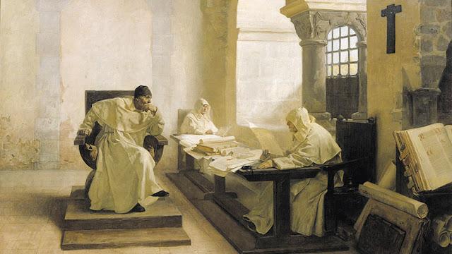 O contexto histórico da Inquisição