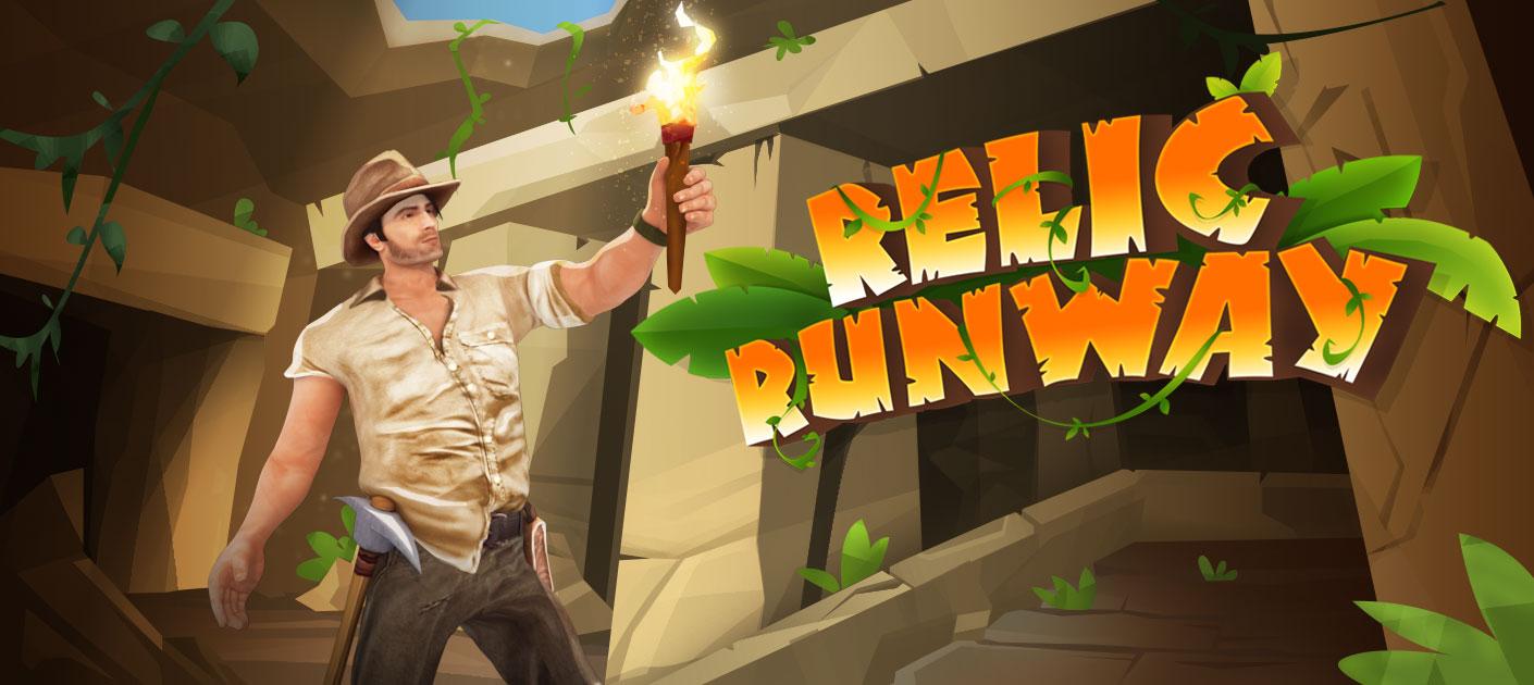 Jogue Relic Runway html5 games