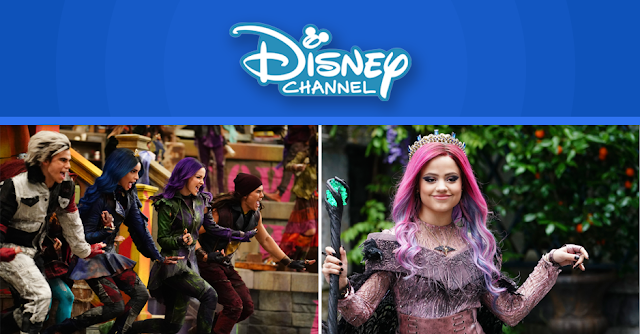 Descendants 3- Disney Channel