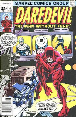 Daredevil #146, Bullseye