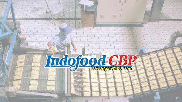 Lowongan Kerja PT Indofood CBP Sukses Makmur Tbk Ancol 2020