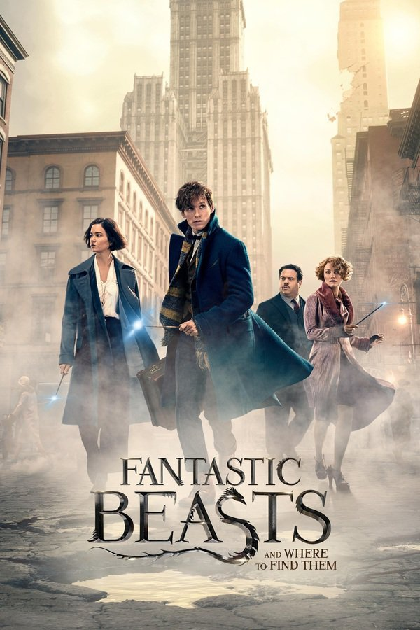 Movie: Fantastic Beast and Where to Find Them