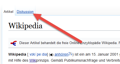 10 Regeln Fur Den Eigenen Wikipedia Artikel Iberty