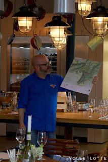 Italien, kochen, Event, Blogger, Gut Sonnenhausen, Wein, Verkostung
