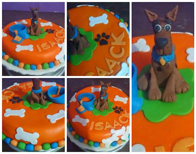 Bolo Scooby Doo