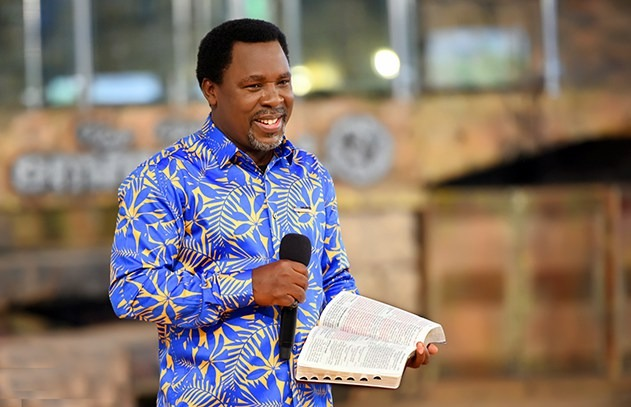 Prophet TB Joshua : Moving From Atmosphere Of Hatred To Paradise Of Love
