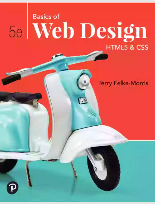 Basics Of Web Design: HTML5 & CSS, 5th Edition