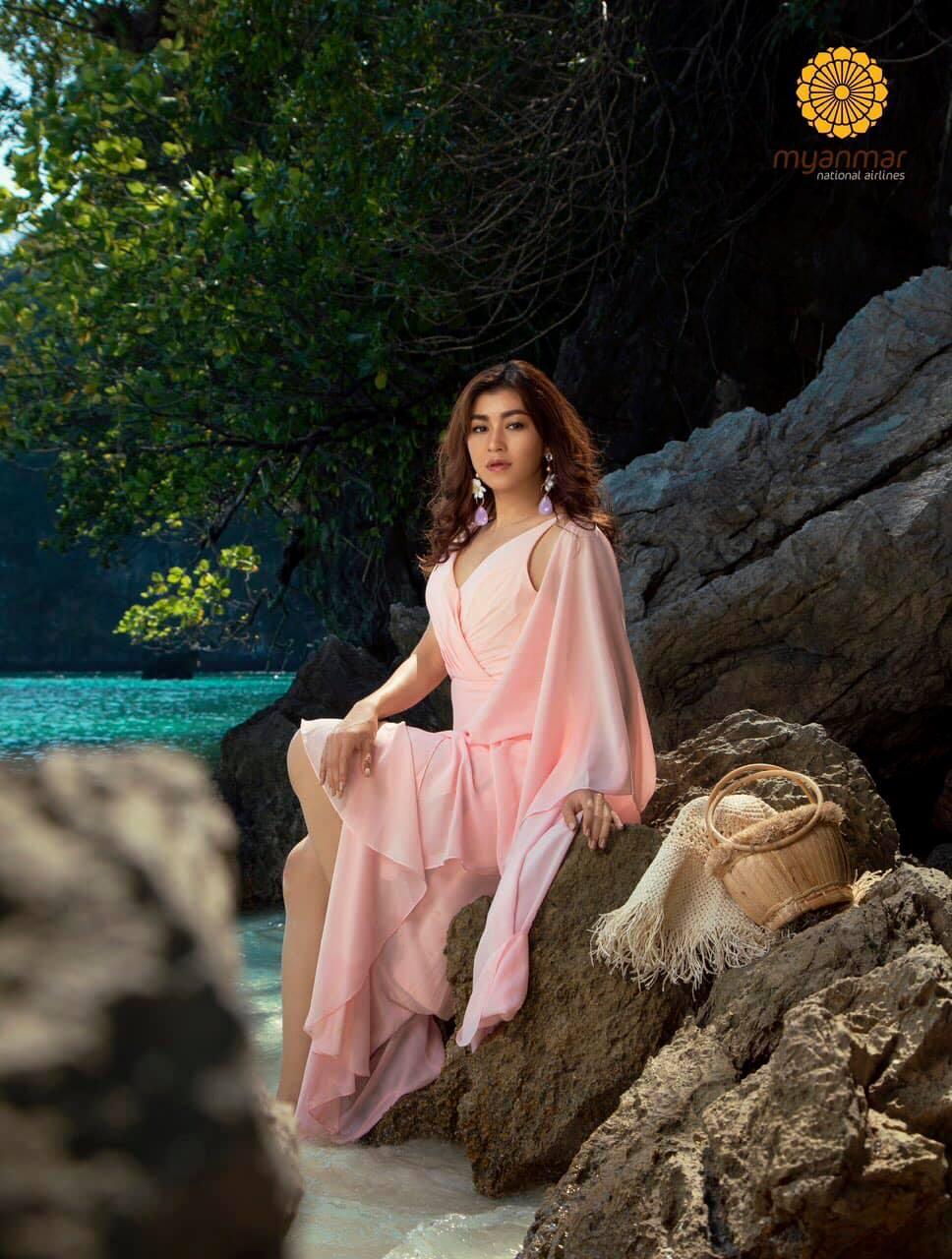 Eaindra Kyaw Zin : MNA Inflight Magazine