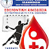 HANDBALL – Εθελοντική αιμοδοσία    σήμερα  από τον Αθλητικό Όμιλο Ιωαννίνων