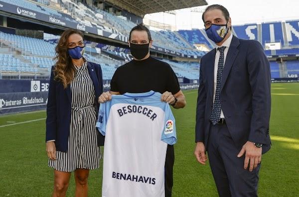 El Málaga y BeSoccer amplían su acuerdo hasta 2022