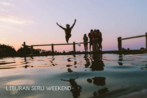 contoh status weekend seru
