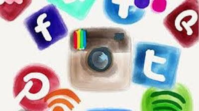 Pubblicazione di foto sui social network