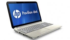 HP Pavilion dv6 Whitelinen