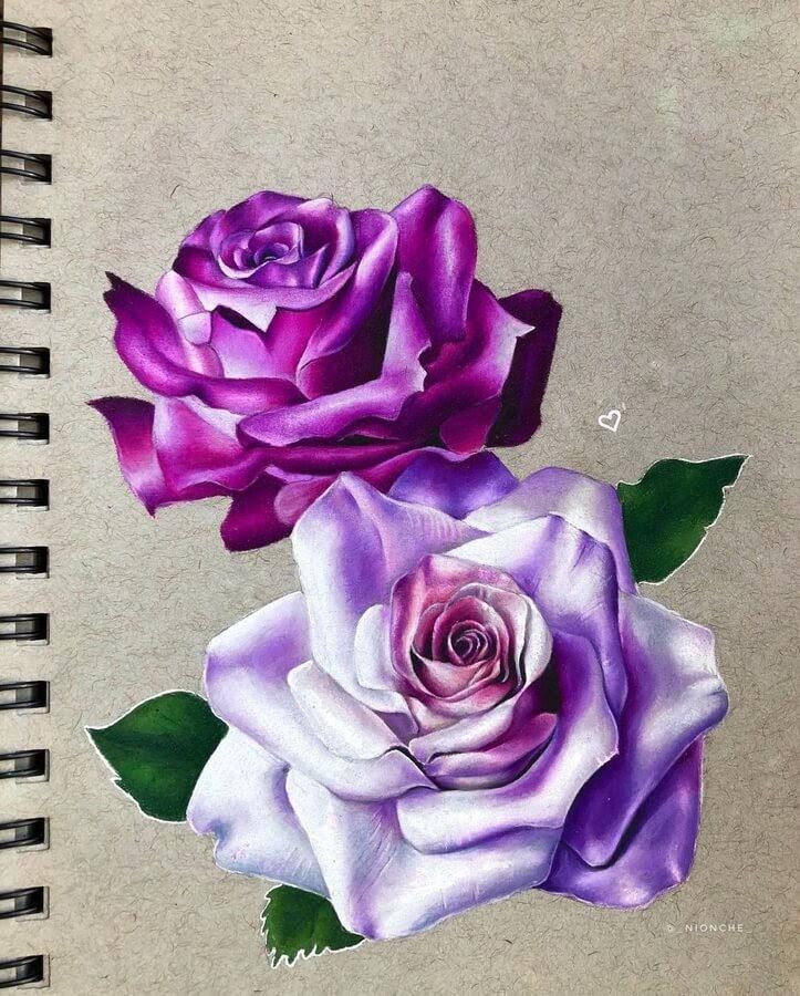 07-Realistic-looking-roses-Niya-www-designstack-co