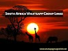South Africa Whatsapp Group Links